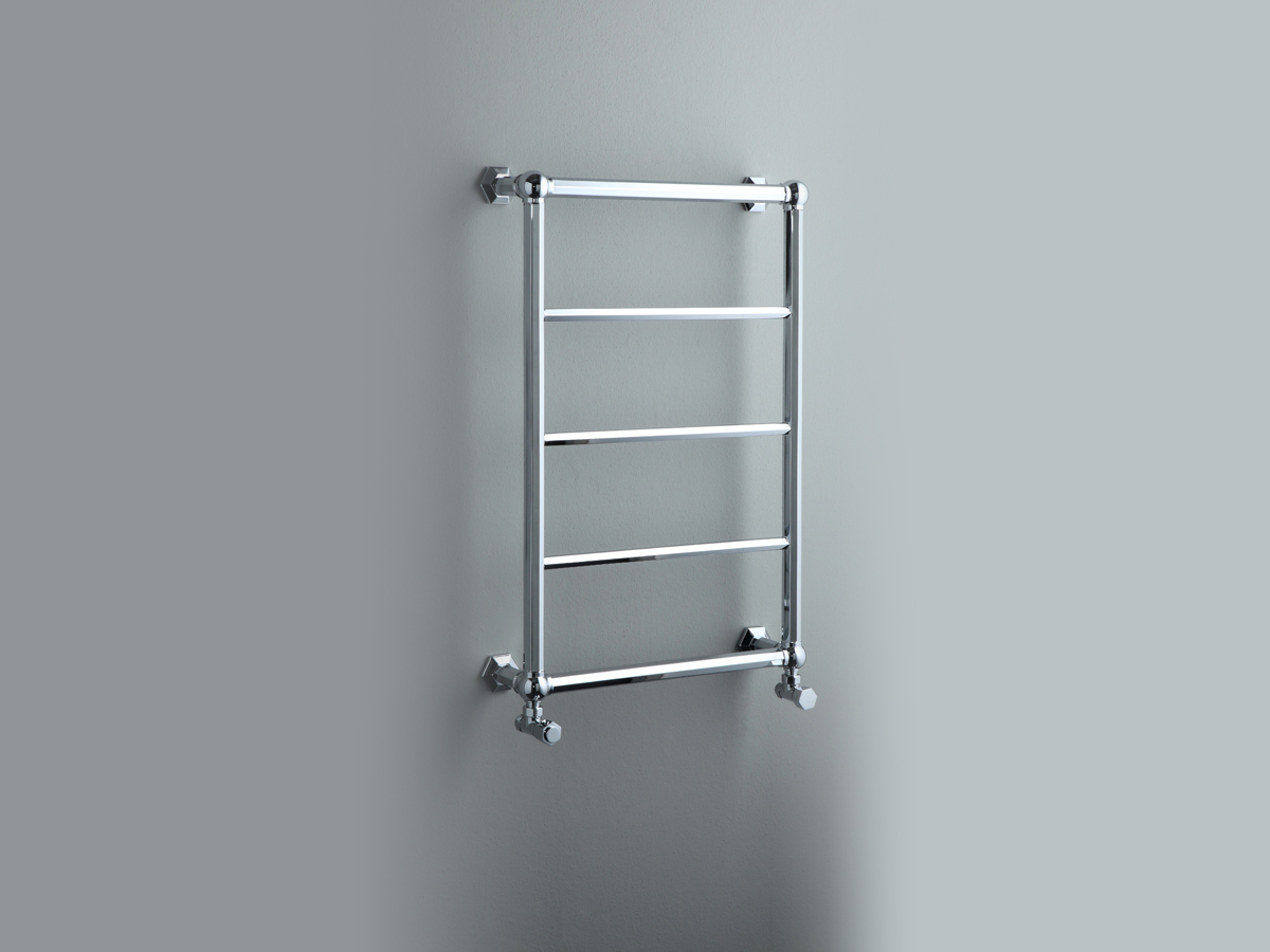 Wall mounted 5 rails industrial