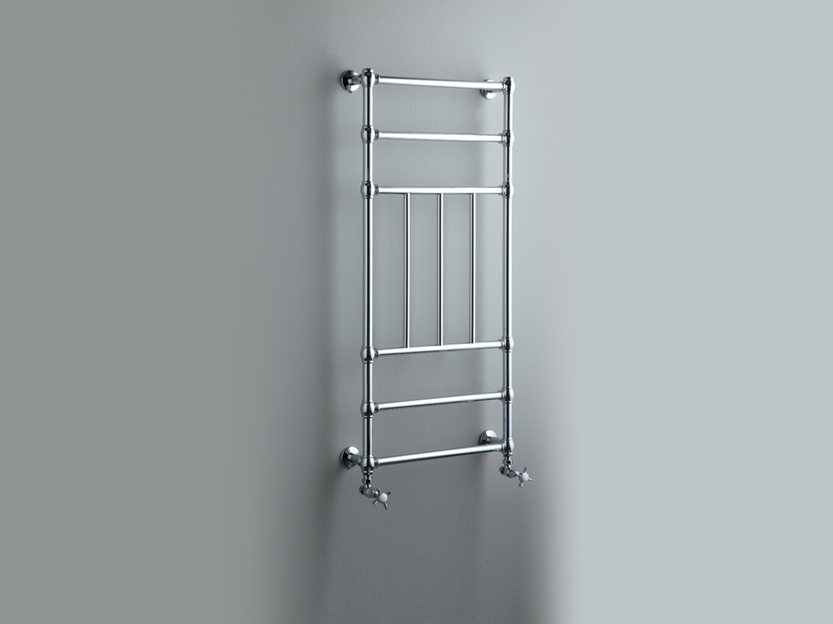 Wall mounted 6+3 rails