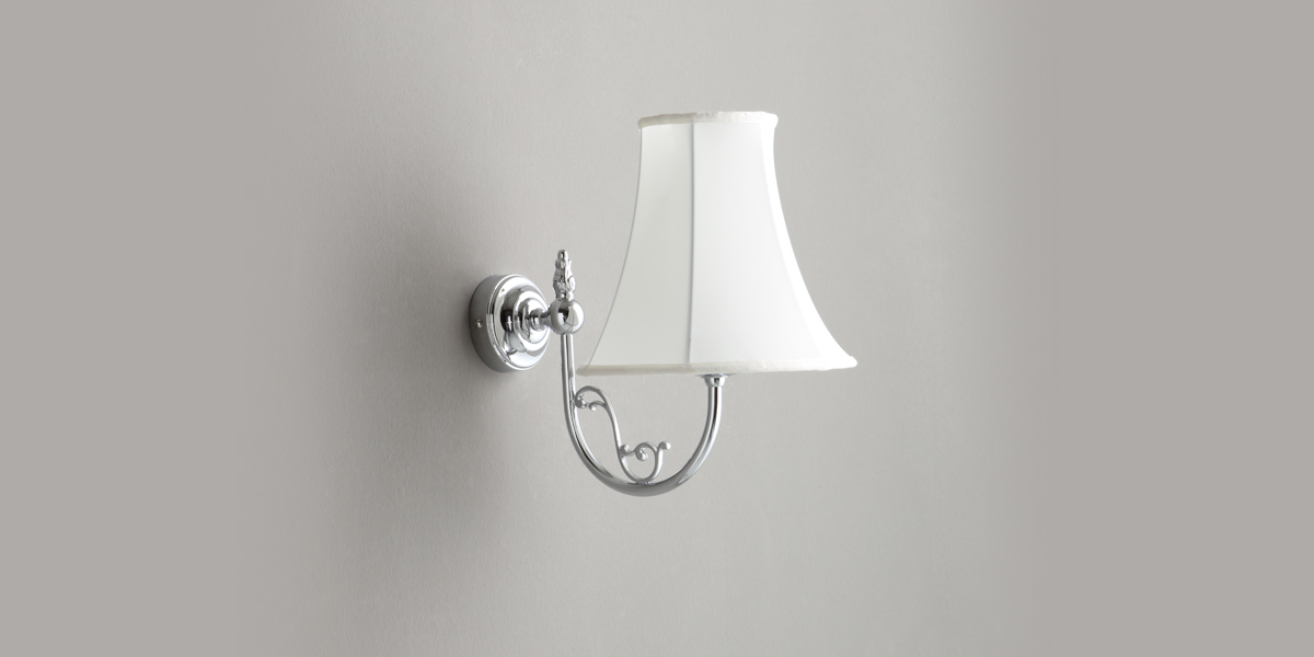 bleu provence bracket lamp wall lamp hat