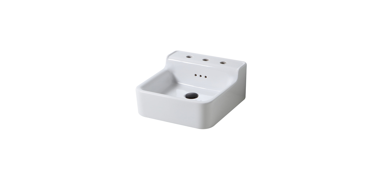 Counter top basin 44cm
